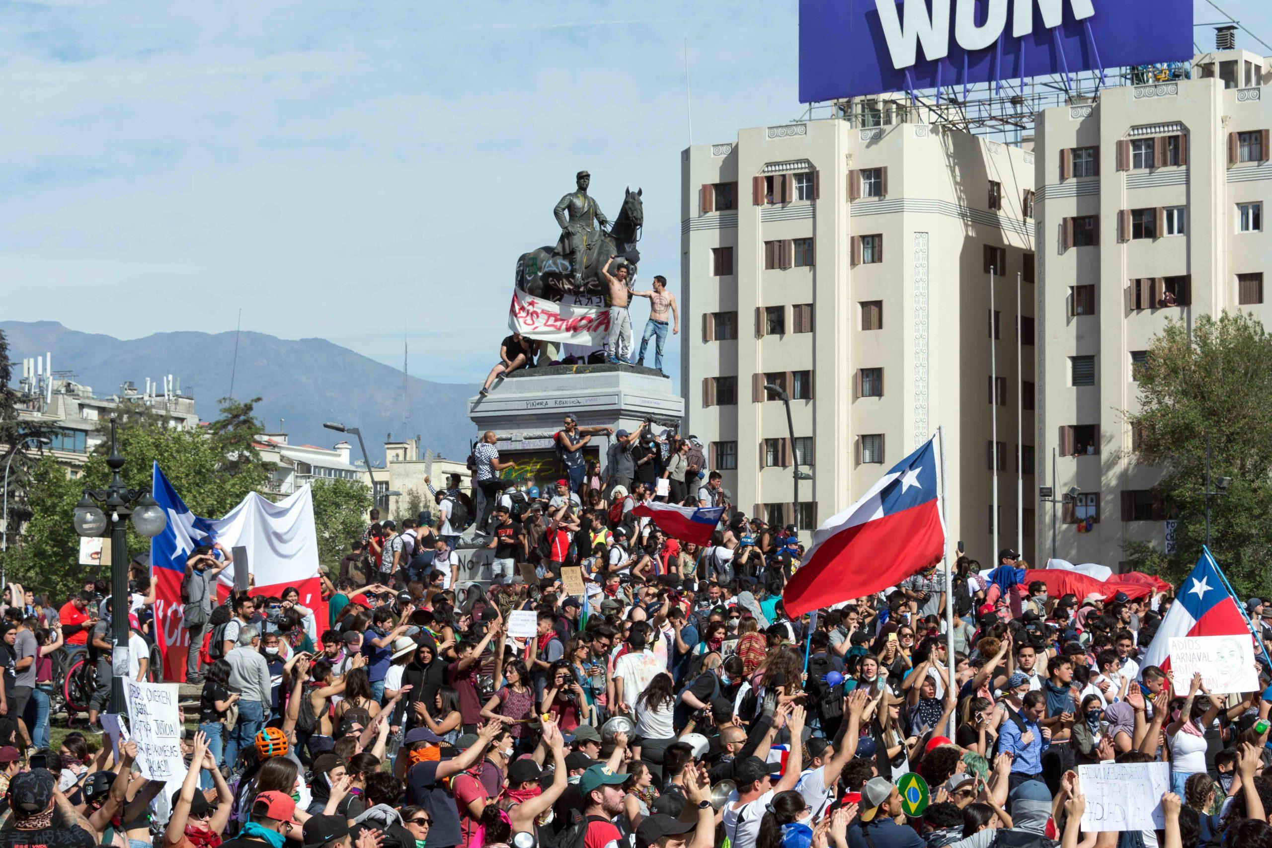 Chile Soziale Bewegungen In Zeiten Der Corona Pandemie